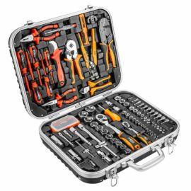 Szerszámkészlet villanyszerelőknek 108db | NEO 01-310