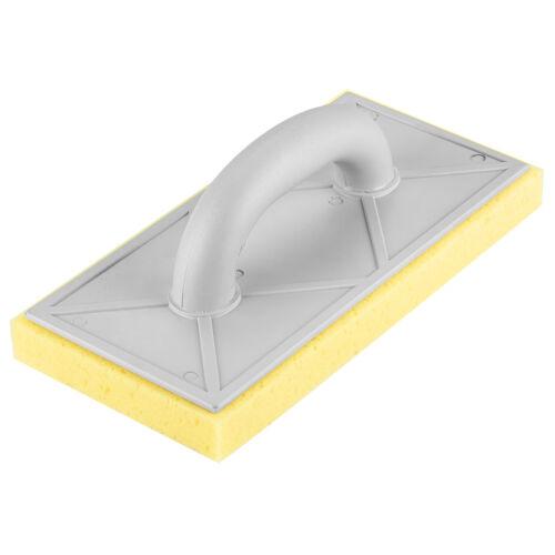 Műanyag simító sűrű szivacsos SMPX 25mm, 280x140mm, műanyag markolat   NEO 50-225