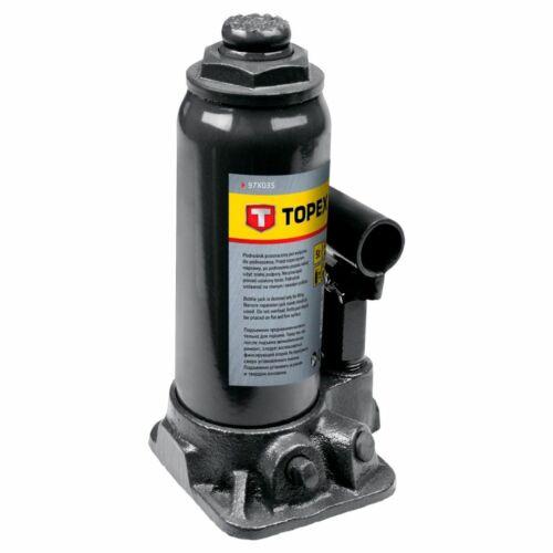 Hidraulikus palackemelő 5 T 4,8 KG | TOPEX 97X035