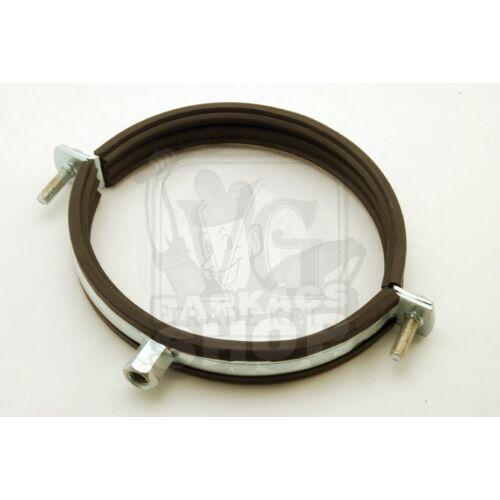 Gumis csőbilincs 107-112 mm