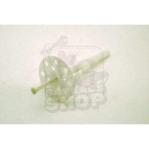 Szigeteléstartó ütésálló műanyag csappal 10.0*140 (átfogás: 80-90 mm)