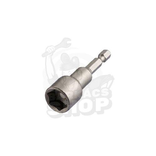 Mágneses behajtóhegy 15 mm laptávval (hossz:45 mm)