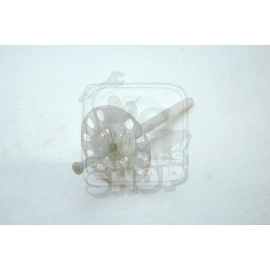 Szigeteléstartó ütésálló műanyag csappal 10.0*120 (átfogás: 60-70 mm)