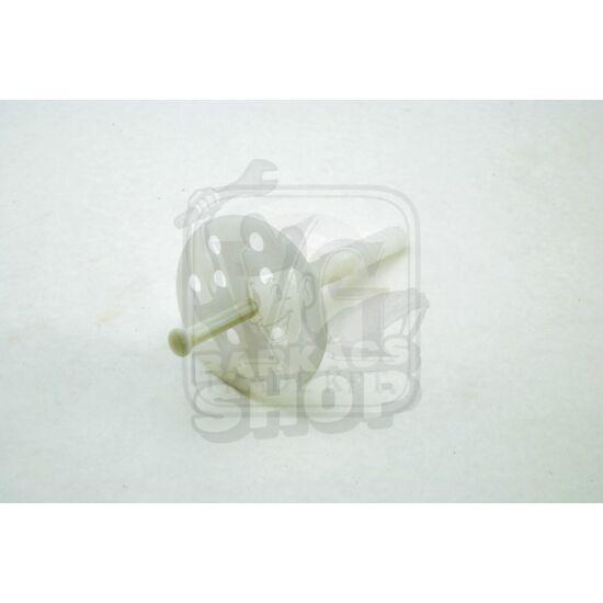 Szigeteléstartó ütésálló műanyag csappal 10.0*90 (átfogás: 40-50 mm)